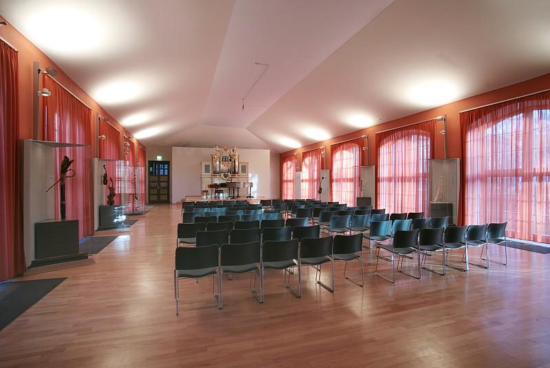 Tschaikowskihaus - Культурный и религиозный центр
